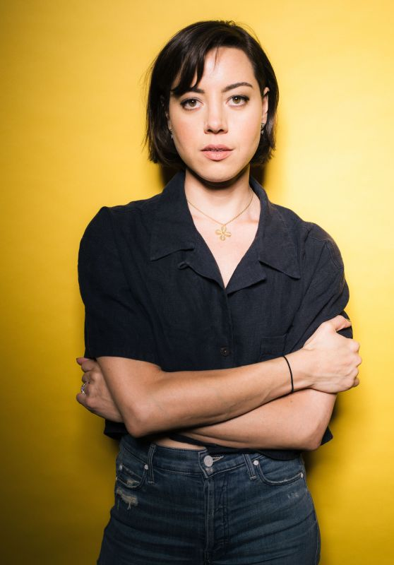 Aubrey Plaza Photoshoot - June 2016