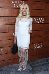Ava Sambora – Guess 'Dare' Fragrance Launch in Los Angeles 7/27/2016