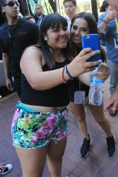 Becky G – Comic-Con International 2016 in San Diego 7/22/2016