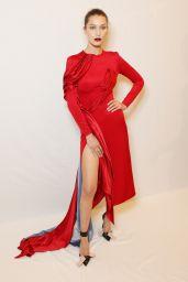 Bella Hadid - Walking for Versace in Paris 7/3/2016