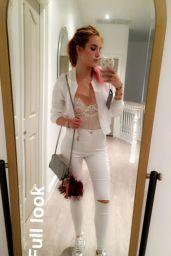 Bella Thorne Social Media Pics 7/3/2016