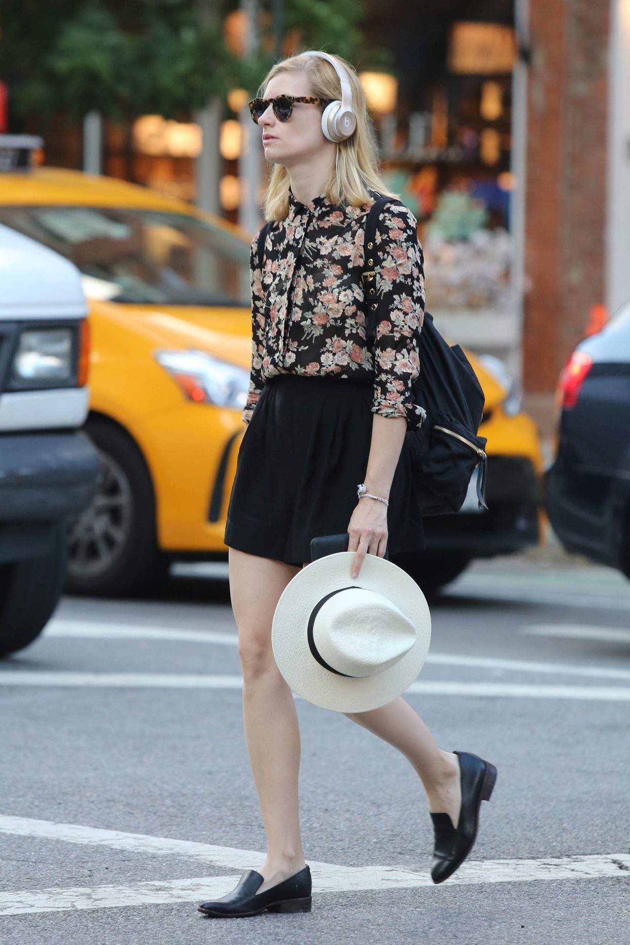 Beth Behrs nyc