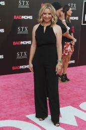 Beverley Mitchell – 'Bad Moms' Premiere in Los Angeles