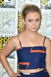 Billie Lourd – 'Scream Queens' Press Line at Comic-Con in San Diego 07/22/2016