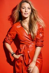 Blake Lively - Elle France June 2016 Photos
