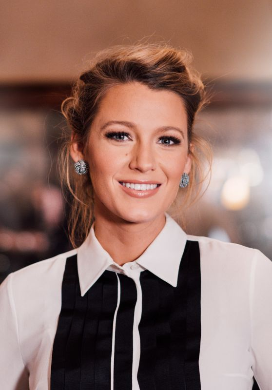 Blake Lively - USA Today Photoshoot 2016