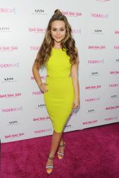 Brec Bassinger – TigerBeat Official Teen Choice Awards Pre-Party in Los Angeles 7/28/2016