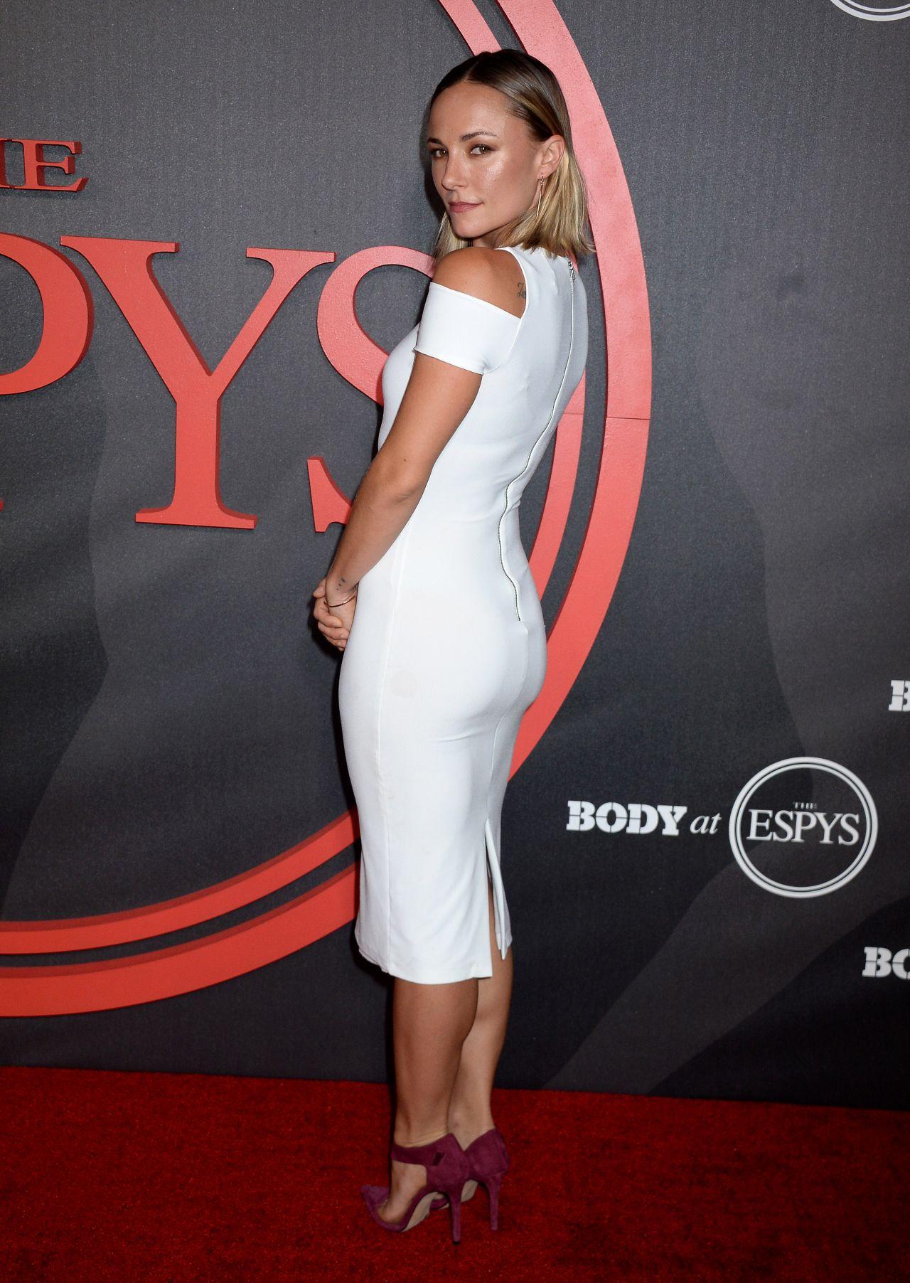 Briana Evigan – BODY At The ESPYs Pre-Party in Los Angeles ...