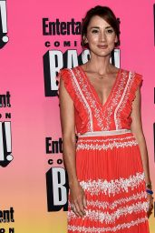 Brie Turner – Entertainment Weekly's Comic Con Bash in San Diego 7/23/2016