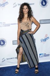 Camila Alves - LA Dodgers Foundation Blue Diamond Gala in Los Angeles, 7/28/2016