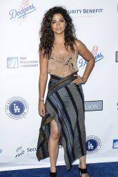 Camila Alves - LA Dodgers Foundation Blue Diamond Gala in Los Angeles, 7/28/2016