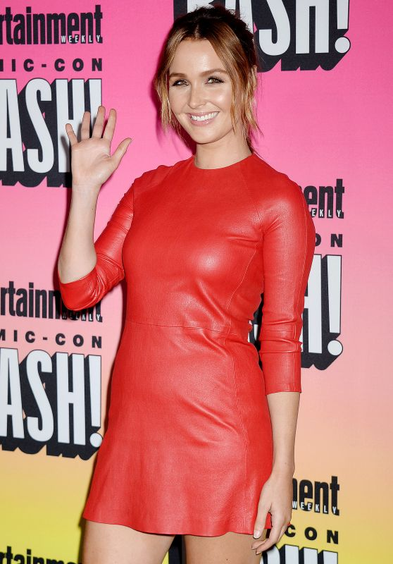 Camilla Luddington – Entertainment Weekly's Comic Con 2016 Bash in San Diego