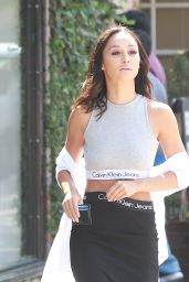Cara Santana - Out in West Hollywood 7/29/2016