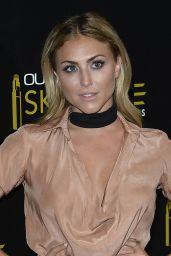 Cassie Scerbo – Launch Of OUE Skyspace in Los Angeles 7/14/2016