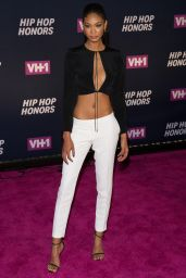 Chanel Iman– VH1 Hip Hop Honors in New York City, July 2016