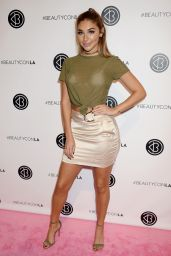 Chantel Jeffries - Beautycon Festival in Los Angeles 7/9/2016