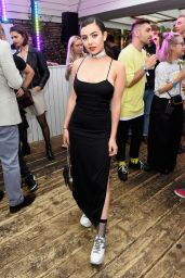 Charli XCX - Warner Music Group Summer Party in London, July 2016