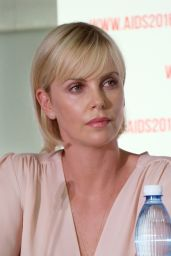 Charlize Theron - World AIDS Conference in Durban, South Africa 7/17/2016
