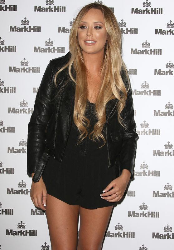 Charlotte Crosby - Mark Hill