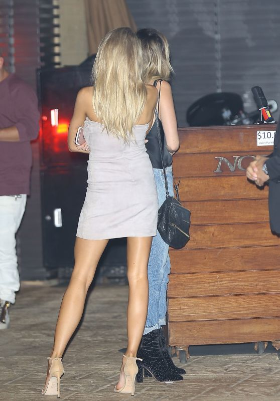 Charlotte McKinney Night Time Out Fashion - Soho House in Malibu 7/29/2016