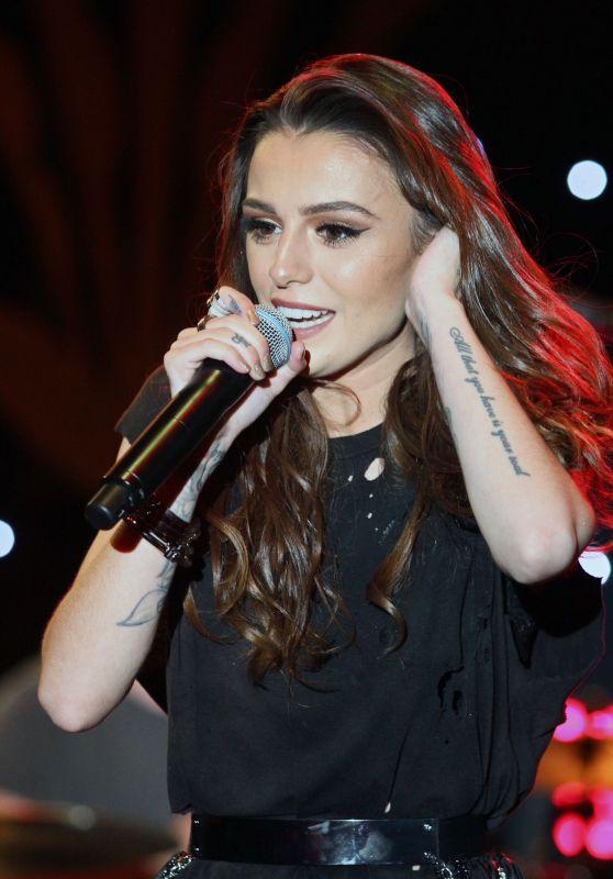 Cher Lloyd - The Grove
