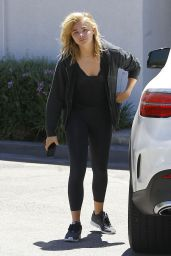 Chloë Grace Moretz - Out in Beverly Hills, 7/21/2016