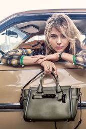 Chloë Grace Moretz Photoshoot - Coach Fall 2016 Campaign