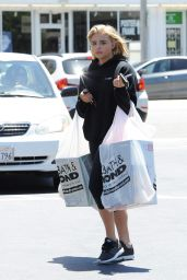 Chloe Grace Moretz - Shopping in Studio City 7/17/2016