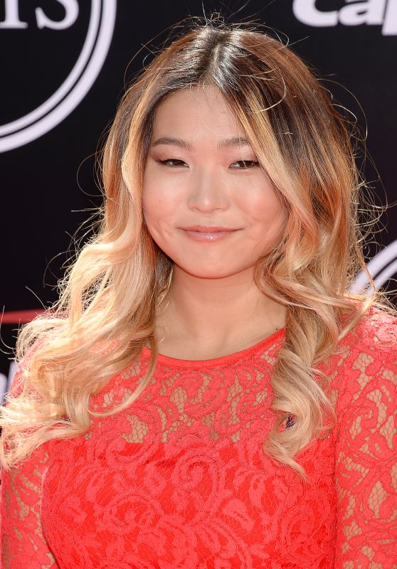 Chloe Kim – ESPY Awards 2016 in Los Angeles
