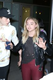 Chloe Moretz - Leaving the Arclight Cinema in Hollywood 6/30/2016