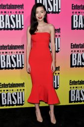 Christian Serratos – Entertainment Weekly's Comic Con Bash in San Diego 7/23/2016