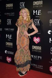 Clara Paget – Ibiza Global Gift Party, Spain 7/19/2016