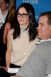 Courteney Cox – 'Gleason' Movie Premiere in Los Angeles 7/14/2016