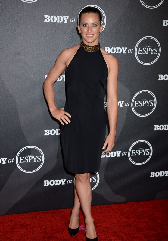 Courtney Conlogue – BODY At The ESPYs Pre-Party in Los Angeles 7/12/2016
