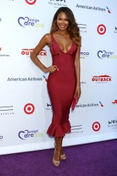 Crystle Stewart – DesignCare Gala in Pacific Palisades, CA 7/16/2016