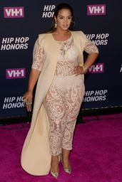 Dascha Polanco – VH1 Hip Hop Honors in New York City, July 2016