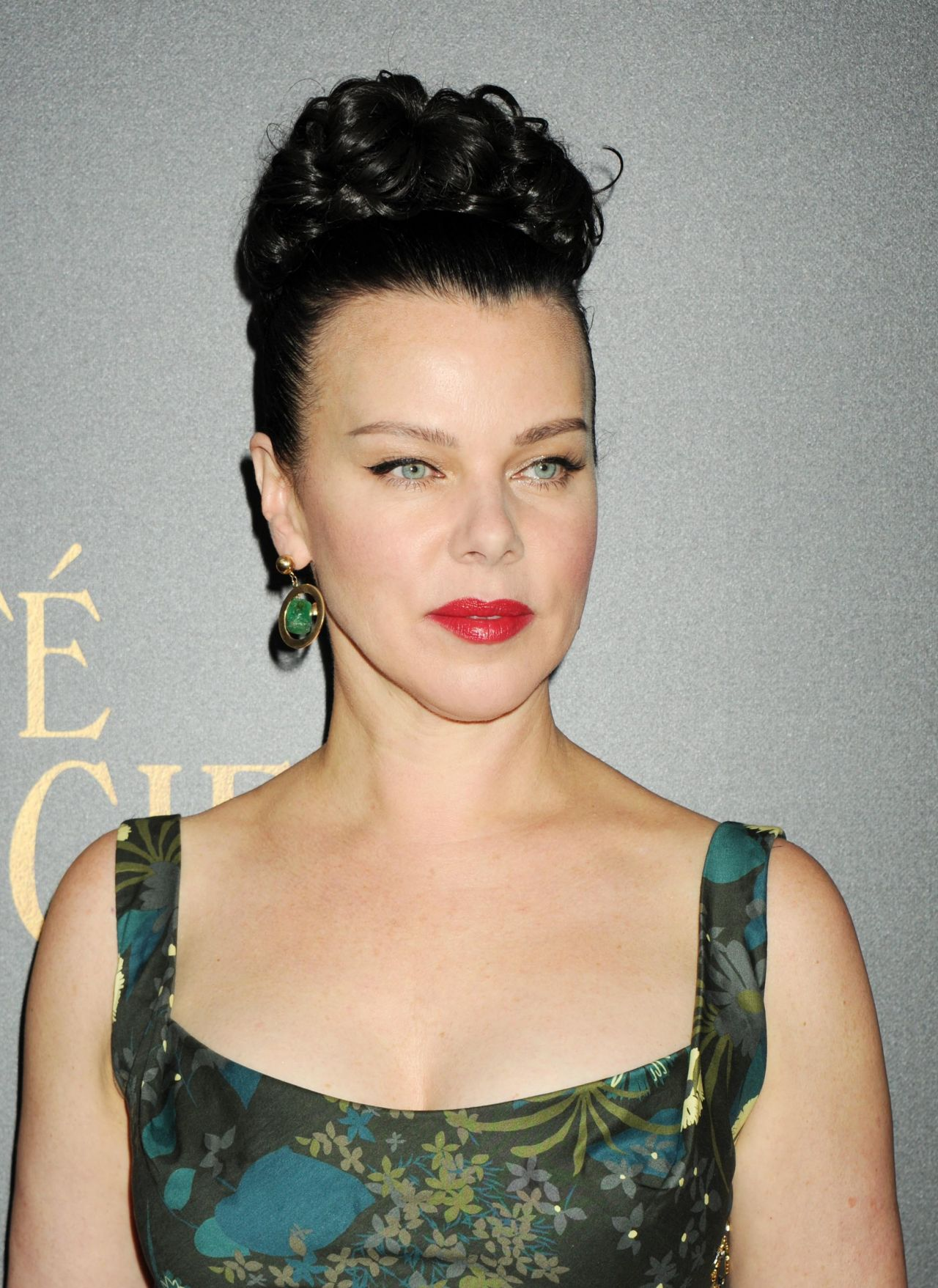 Debi Mazar Cafe Society Premiere In New York City