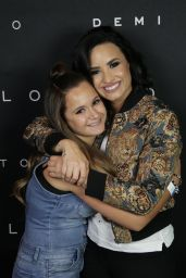Demi Lovato - Meet & Greet in Boston, MA 7/20/2016