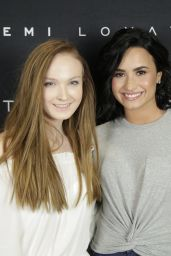 Demi Lovato - Meet & Greet in Washington, DC 7/26/2016