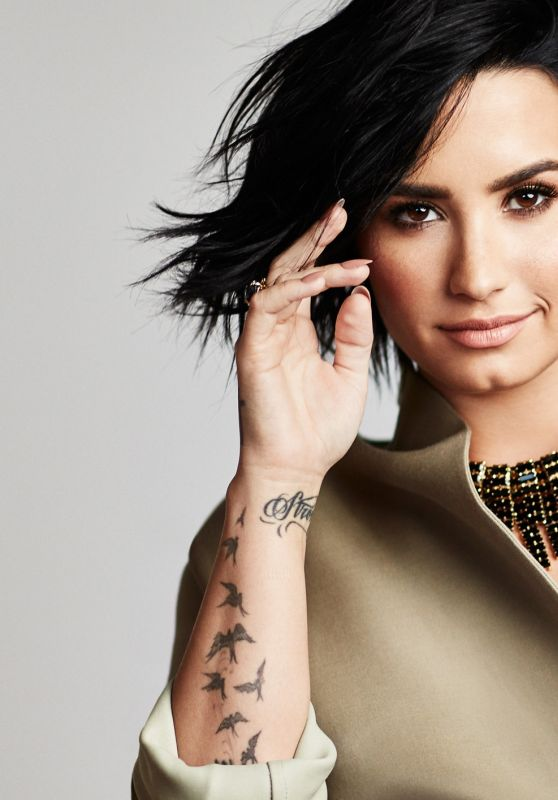 Demi Lovato - Photoshoot for