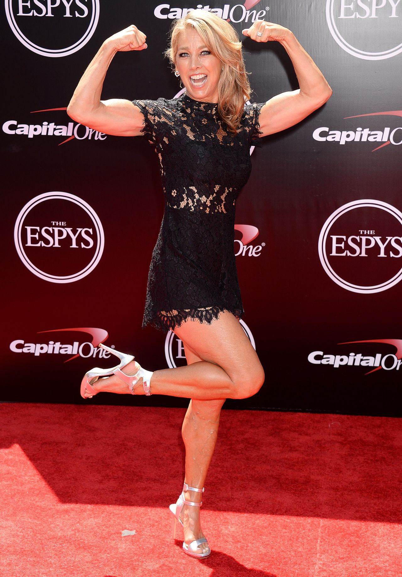 Denise Austin Espy Awards 2016 In Los Angeles