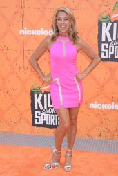 Denise Austin – Nickelodeon's Kids' Choice Sports Awards 2016 in Westwood, CA