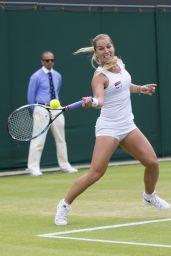 Dominika Cibulkova – Wimbledon Tennis Championships in London – 4th Round