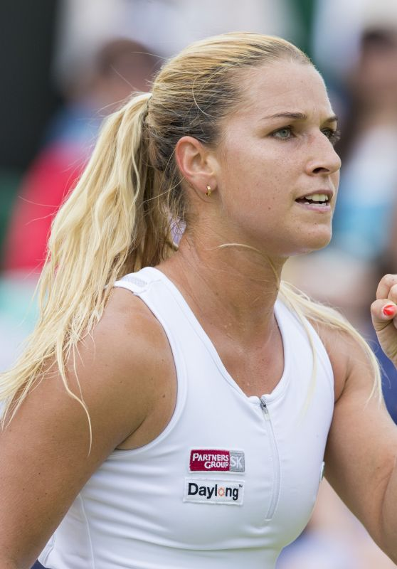 Dominika Cibulkova – Wimbledon Tennis Championships in London – 4th Round
