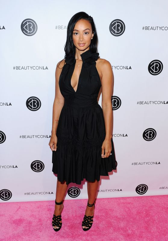 Draya Michele – Beautycon Festival in Los Angeles, July 9 2016