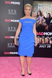 Elisabeth Rohm – 'Bad Moms' Premiere in Los Angeles