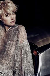 Elizabeth Debicki - Photoshoot for InStyle Australia June 2016
