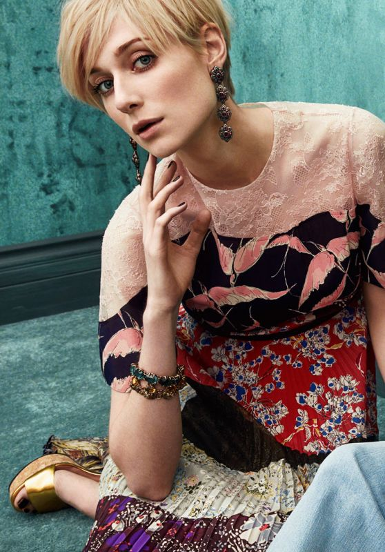 Elizabeth Debicki - Photoshoot for The Edit, May 2016