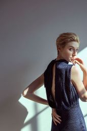 Elizabeth Debicki - Photoshoot for The Wrap, 2016