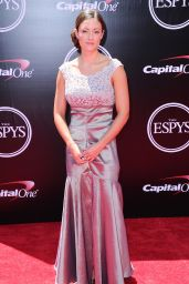 Elizabeth Marks – ESPY Awards 2016 in Los Angeles